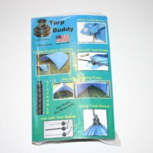 Tarp Buddy Packs
