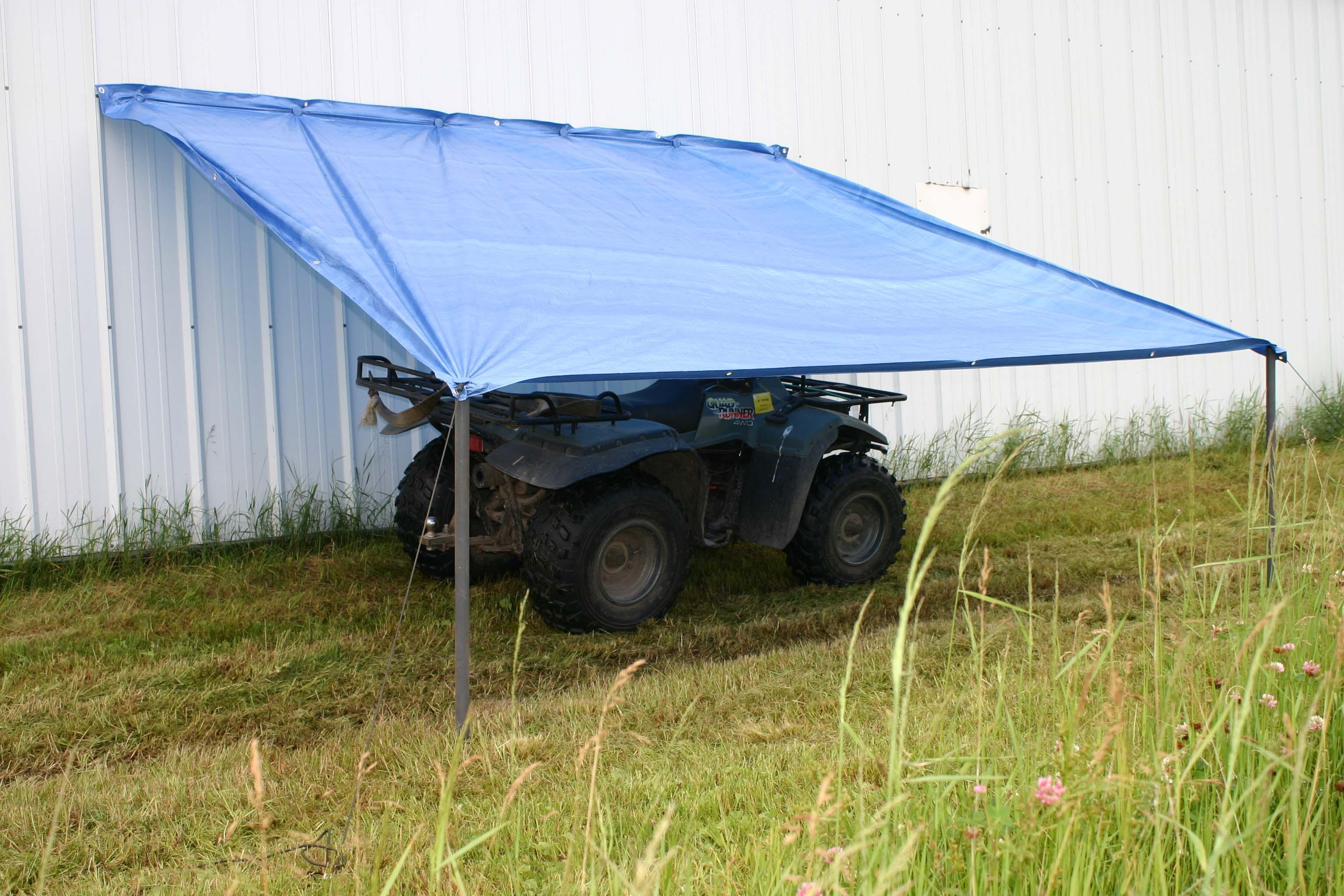 Diy Truck Tarp Tent Clublifeglobal Com
